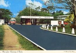 Nigeria - Main Gate University Of Ibadan - Nigeria