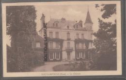 27 - TOUTAINVILLE--Le Chateau---cpsm Pf - Francia