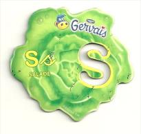 Magnet Gervais S Comme Salade - Lettres & Chiffres