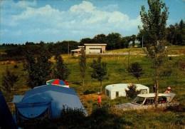 81-ST PIERRE DE TRIVISY..LE TERRAIN DE CAMPING......CPM ANIMEE - Autres Communes