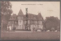 27 - NEAUFLES ST MARTIN--Le Chateau---*Pas Courante- - Francia