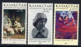 KAZAKHSTAN 2003 Museum Of Art MNH / ** - Kazakhstan