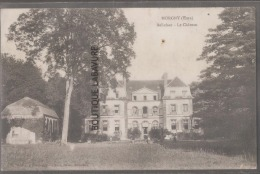 27 - MORGNY--Belleface--Le Chateau - Francia