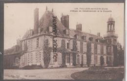 27 - LES THILLIERS EN VEXIN--Chateau De Boisdemetz Et La Chapelle - Francia
