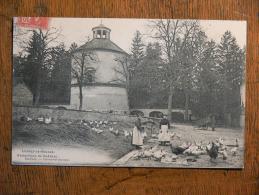 LORREZ-les-BOCAGE (77) - Basse-cour Du Château - Lorrez Le Bocage Preaux
