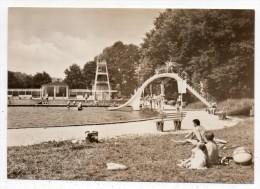 Cpsm - Markneukirchen (Kr. Klingenthal/Sa) - Schwimmbad - Markneukirchen
