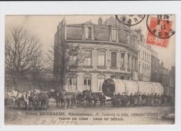 Armentieres Albert Decraene Camionneur 56 Faubourg De Lille - Armentieres