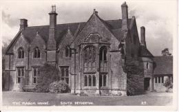 PC South Petherton - The Manor House - 1954 (11636) - England