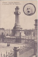 Monza - Cappella Espiatoria . In Memoria Di S.Maestà Umberto I - Monza
