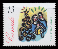 Canada (Scott No.1533i - Noël / Christmas) [**] De Carnet / Frpm Booklet - Agriculture