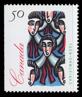 Canada (Scott No.1534i - Noël / Christmas) [**] De Carnet / Frpm Booklet - Agriculture