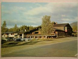 "Vauxhall Viva HA, Ford 17M P3, Volvo Duett, ""Pers Hotel"", Gol, Norway - PKW"