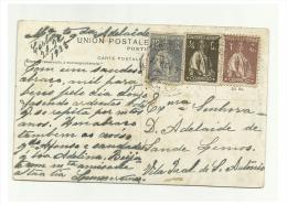 PORTUGAL - Postcard  Empreza Das Aguas De Vidago - Ceres - Certa To Vila Real De Santo Antonio - 1910-... République
