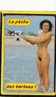 La Pêche Aux Barbues - A Voir - Nus Adultes (< 1960)