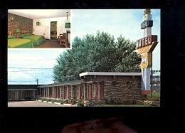 QUEBEC Canada : MONT LAURIER  Motel Ideal  Route 117 1080 Boulevard Paquette R & F Piché - Other