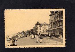 51240    Belgio,    Knocke-Zoute,  Digue,  VG  1935 - Knokke