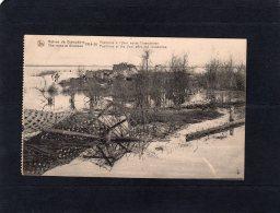 """51241    Belgio,    Ruines De Dixmude,  1914-18,  Positions A L""""Yser Apres  L""""inondation,  VG  1919 - Diksmuide"""
