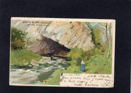 51248     Belgio,    Grottes  De Han,  Gouffre  De Belvaux,  VGSB  1900 - Rochefort