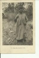 ETH16   --    PETITE FILLE ABYSSINE  ( IROB )  --  GIRL - Äthiopien