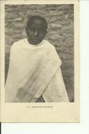ETH17   --    JEUNE  FILLE ABYSSINE  --  GIRL - Äthiopien