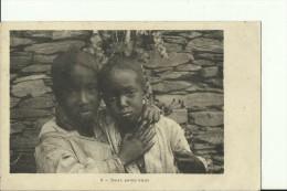 ETH18   --    DEUX PETITE AMIS  --  GIRLS - Äthiopien