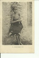 ETH19   --    PETITE BERGERE IROB   ---   GIRL - Äthiopien