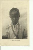 ETH20   --    PETITE FILLE ABYSSINE   ---   GIRL - Äthiopien