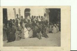 ETH28   --    PETITE CHERUBINS NOIRS EN PRIERE  --  GIRLS & BOYS - Äthiopien