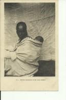 ETH31   --    DAME ABYSSINE SON ENFANT - Äthiopien