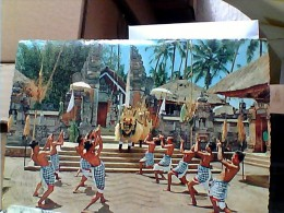 INDONESIA Indonesia Kris Dance Climax Of The Barong Dance Bali  DANZA COLTELLI   V1970 EQ13450 - Indonesia