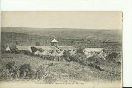 ETH40   --   VUE GENERALE DE LA LEPROSERIE DE HARAR ( ABYSSINIE )  --  REVERS: POUR LES PAUVRES LEPREUX DE HARAR - Äthiopien