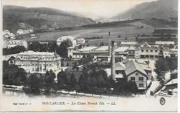 PONTARLIER - Les Usines Pernod Fils - Pontarlier