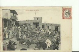 ETH47   --   MARCHE CENTRAL DE HARRAR - Äthiopien