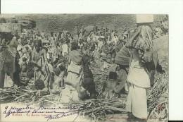 ETH51   --   HARAR   --  LE MARCHE INDIGENE  --  1906 - Äthiopien