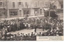 VIRIEU LE GRAND - Décoration Des Médaillés Du Travai - Maison Lourdel - Sin Clasificación