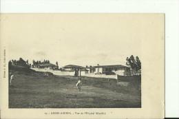 ETH55   --   ADDIS - ABBEBA    ----  VUE DE  L `HOPITAL MENELICK - Äthiopien