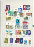 UNO Geneva, Lot With TAB (3 Scans) MNH/**/postfris - Timbres
