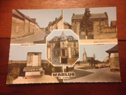 Warlus Multi Vue Cpm - France