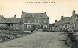 CPA 53 ALEXAIN LE HAUT DE LA PLACE - Altri Comuni