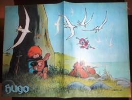 POSTER HUGO PAR BEDU - Colecciones