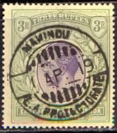 EAST AFRICA AND UGANDA PROTECTORATE - King GEORG V - 3 R Fine Used - 1912 - Kenya, Uganda & Tanganyika