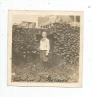 Photographie , Etats Unis , Garfield , New Jersey , Enfant , 8.5 X 8.5 , 2 Scans - Lieux