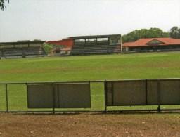Postcard - The Gardens Oval, Australia. SpoG04 - Darwin