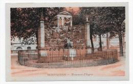 MONTAUBAN - MONUMENT D' INGRES - FORMAT CPA - Montauban
