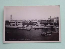 General VIEW Port Said / Anno 19?? Photocard ! - Port-Saïd