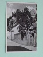 Entrée Du MANOIR / Anno 1950 ( Voir Photo Pour Détail )! - Larochette