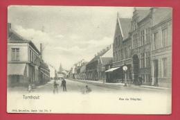 Turnhout - Rue De L'Hopital - Série Nels  ( Verso Zien ) - Turnhout
