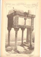Architecture - Sculpture - Ambon Et Chaire - Troyes, Nancy, Barletta, Bitonto, Brancoli (b26) - Autres