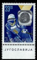 Yugoslavia 1984: 1st Yugoslav Winter Olympics Medal. MNH(**) - Winter 1984: Sarajevo