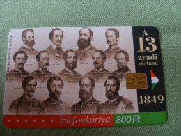 Hungary: Nice Thematic Card - Hongrie